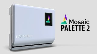 Hands On The Mosaic Palette 2  MultiMaterial Printing for Your 3D Printer