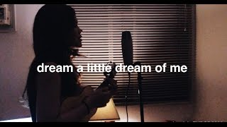 Dream A Little Dream Of Me (one take ukulele cover) Reneé Dominique