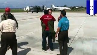 Honduras: nastoletni misjonarz uratowany 40 kilometrów od brzegu