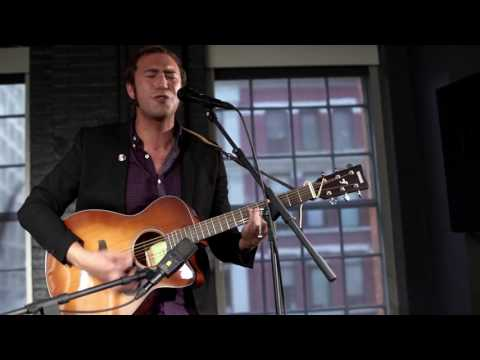 """Kurt Baker at The Orchard:  """"Baby's Gone Bad"""" (Live) (Acoustic)"""