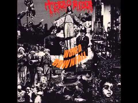 Terrorizer - World Downfall - 1989 - (Full Album)