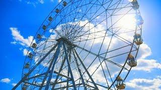 Ради него в День города по часу стояли в очереди: тестируем новое колесо обозрения в Ярославле