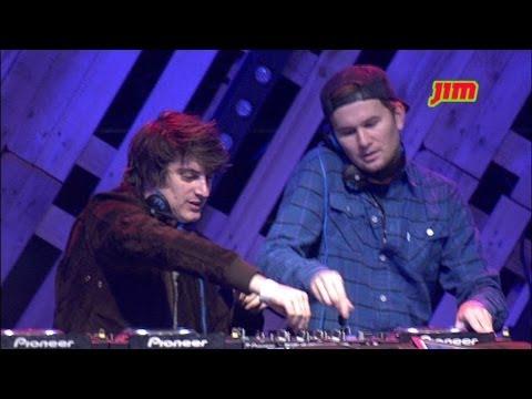 Camo & Krooked ft. MC Mota @ The Big Live 2013