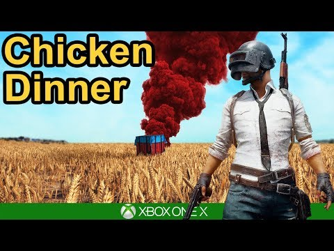 OUR FIRST WIN! - PUBG Xbox One X Gameplay