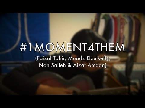 """Kullul Hubbi"" - Mu'adz Dzulkefly, Noh Salleh, Aizat Amdan & Faizal Tahir (Cover by Imran Ali)"