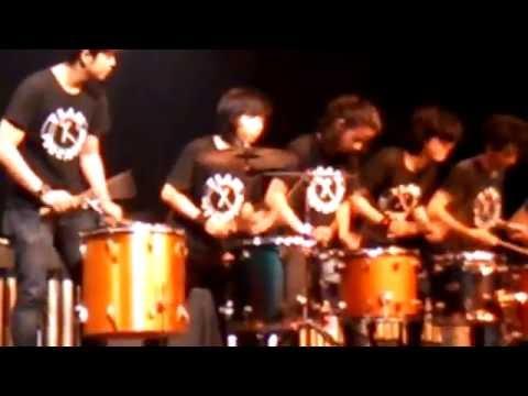 Pertunjukan seni musik kontemporer oleh ISI Padang Panjang (performing Arts)
