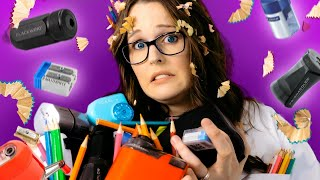18 Pencil Sharpeners YΟU TOLD ME to Buy! Which is the Best Sharpener for Colored Pencils?