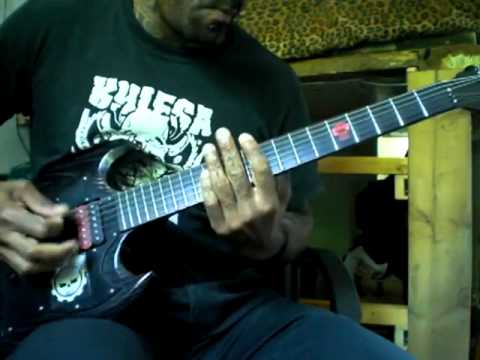 Gibson sg Voodoo  Low Tuned !!