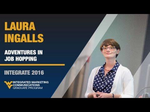 Laura Ingalls LONGBOARD: INTEGRATE 2016