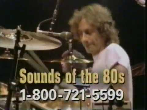 sounds of the 80s cd commercial