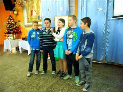 Śpiewanie Kolęd, Szkolny Opłatek - 2015
