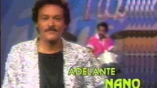 PRIMER ESPECIAL DE NAVIDAD PARA EL CANAL 40 CON NANO CABRERA 1985
