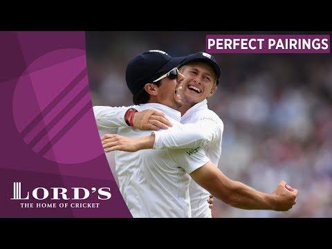 Alastair Cook & Joe Root | Perfect Pairings