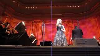 Jackie Evancho - Impossible Dream - Carnegie Hall