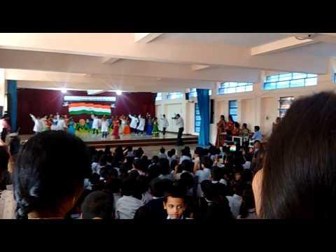 St Vincent Pallotti school 2015
