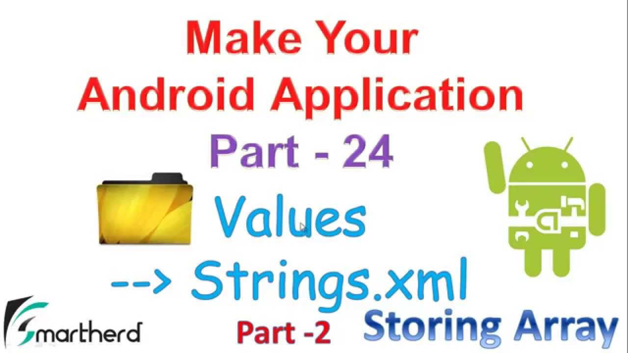 57 android tutorial for beginners stringsxml part 2 java codes 57 android tutorial for beginners stringsxml part 2 java codes make your android app part 24 baditri Image collections