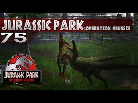 Jurassic Park: Operation Genesis || 75 || Alioramus