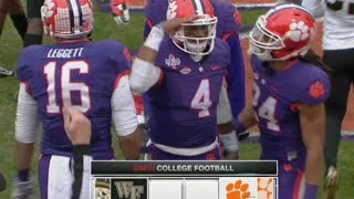 Deshaun Watson highlights vs Wake Forest 2015