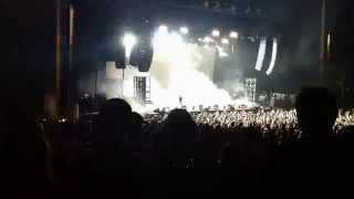 Soundgarden and Nine Inch Nails Live at Jiffy Lube Live, VA (8/4/14)