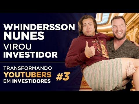 Whindersson Nunes e O Primo Rico   Transformar R$ 50 mil em R$ 1 milhão é possível?
