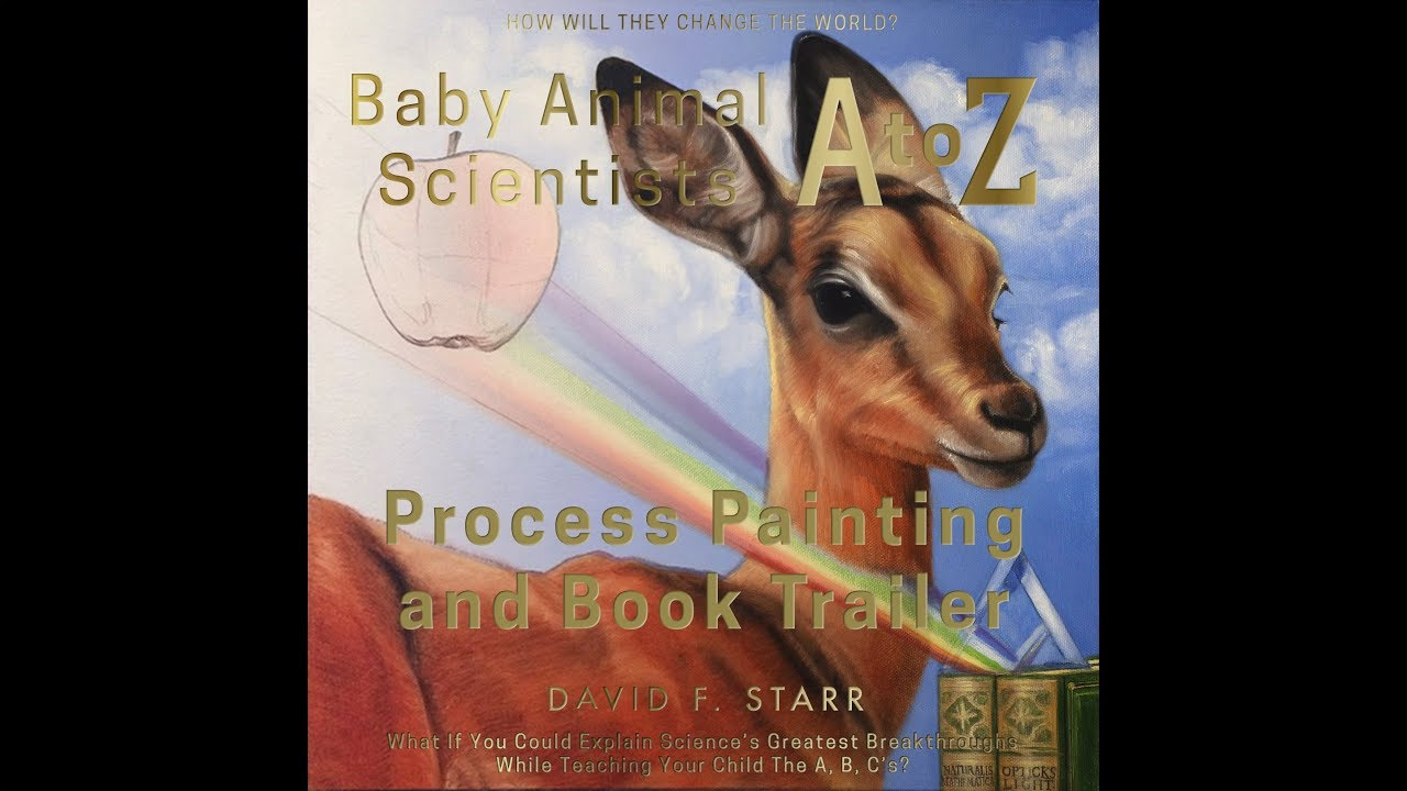 Isaac the Impala,  Baby Animal Scientists A to Z