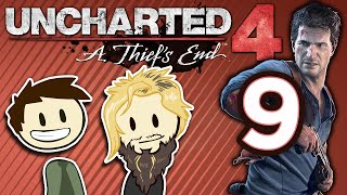 Uncharted 4 - #9 - This Is Elaborate - Guest Play with Josh Foreman!