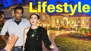 Sandeep Toshniwal (Karisma Kapoor's Boyfriend) Age, Wife, Family, Biography & More (2018)