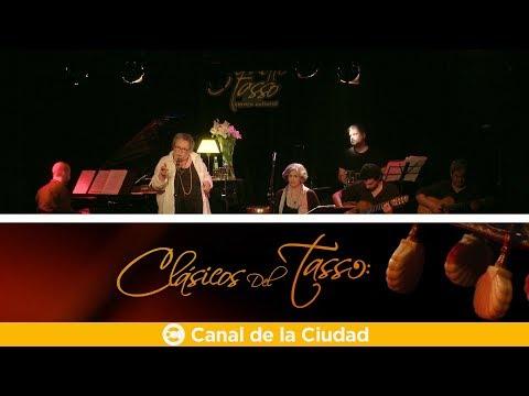 Rita Cortese y Cristina Banegas con la mítica Nelly Prince a puro tango en Clásicos de Tasso