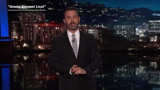 An Emotional Kimmel Called For Gun Control. He Wasn't The Only Late-night Host To Do So.
