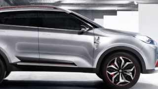 MG CS concept 2014 Videos