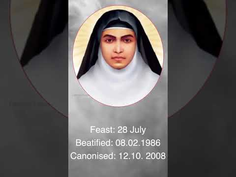 St. Alphonsa, Pray for us    Catholic Focus