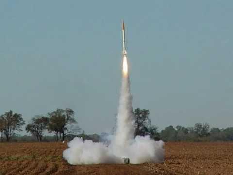 "High Power Rocketry ""M"" Power"