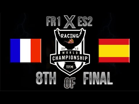 8TH-Finals | FR1 x ES2 | Aeon Gaminreturn Nixonn vs Marlonwest Piercepark Kenthedemon | TFM WRC 2015
