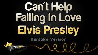 Download Elvis Presley - Can't Help Falling In Love (Karaoke Version) Mp3 and Videos