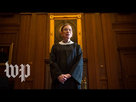 Conspiracy theorists are saying RBG is dead. She's not.