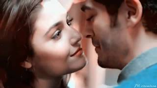 Aise na mujhe tum dekho (Female Version)Ft  Hayat & Murat(M Creation)Romantic Song full HD