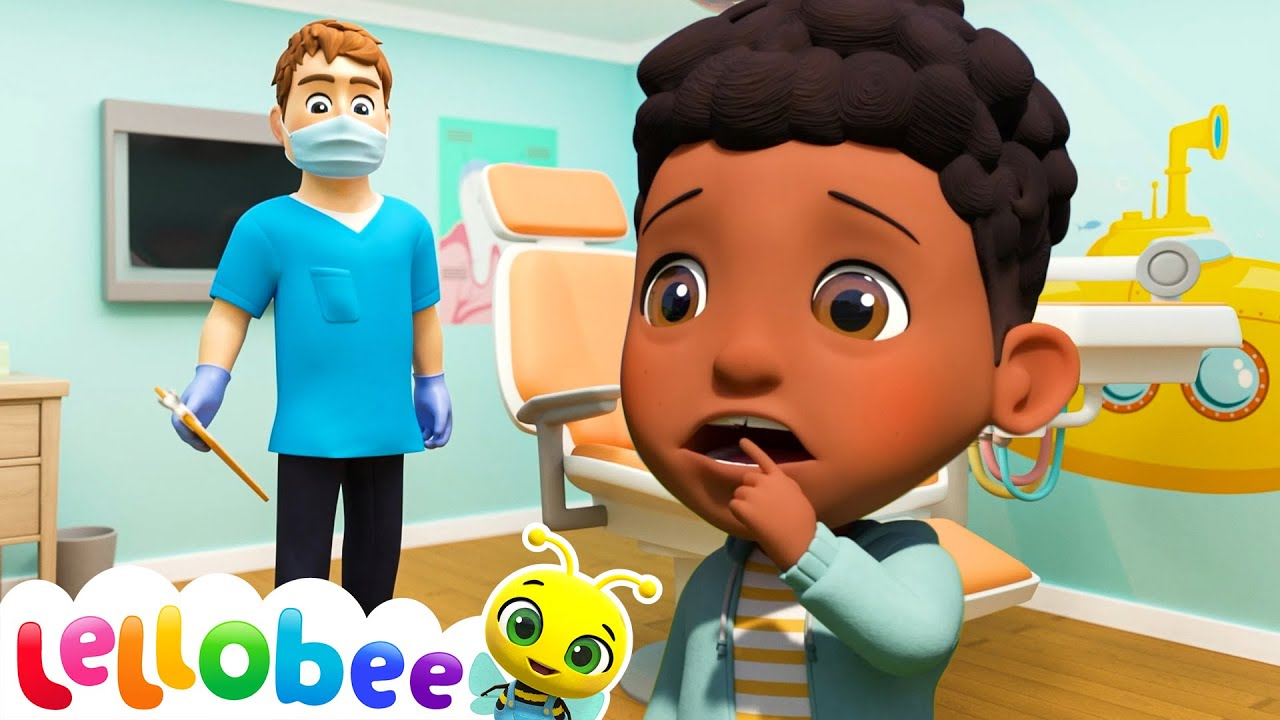 Wobbly Tooth Song! Going to the Dentist | Little Baby Bum: Nursery Rhymes & Baby Songs | ABCs & 123s