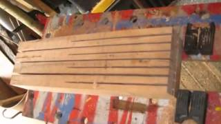 Making Of The Knife Block