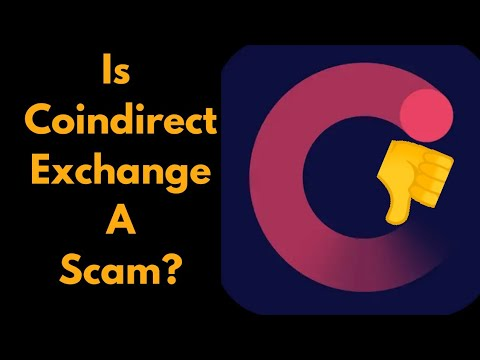 Coin Direct A Scam Exchange