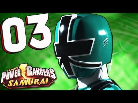 Power Rangers Samurai: Part 3 The Team Unites Green! Nintendo Wii (Co-op) Walkthrough