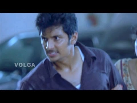 Roudram Action Scenes - Gowri Gang Attaced Shiva Fight scene  - Jeeva, Shriya