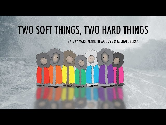 Two Soft Things, Two Hard Things | Official Trailer