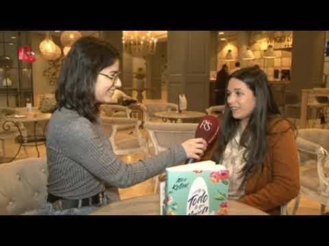 """La Joven Promesa De La Literatura Valenciana, Alice Kellen, Nos Presenta """"Todo Lo Que Nunca Fuimos"""""""