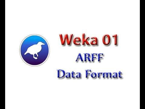 Weka Tutorial 01: ARFF 101 (Data Preprocessing)