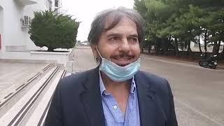 """17 settembre 2020 - Intervista al Dirigente Scolastico Dino Musci dell'IISS """"Sergio Cosmai"""""""