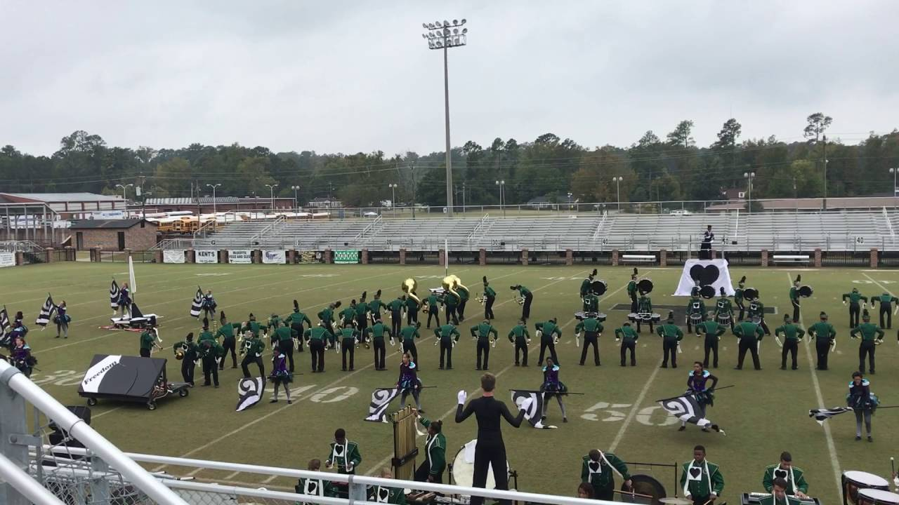 2016 Grayson High School Marching Band | Puppet Master