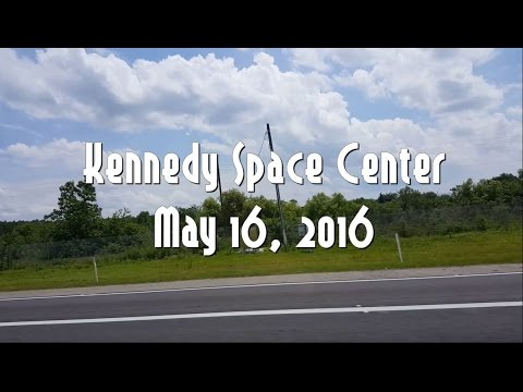 Kennedy Space Center | NASA | USA 2016 Travel Diary