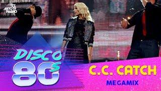 C.C.Catch - Megamix (Disco Of The 80's Festival, Russia, 2012)
