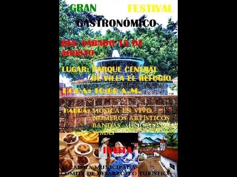 2015-08-15 Gran Festival Gastronómico Villa El Refugio