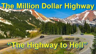 Download The Most Dangerous Road in America - The Million Dollar Highway Mp3 and Videos